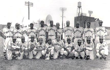 Memphis Red Sox Team