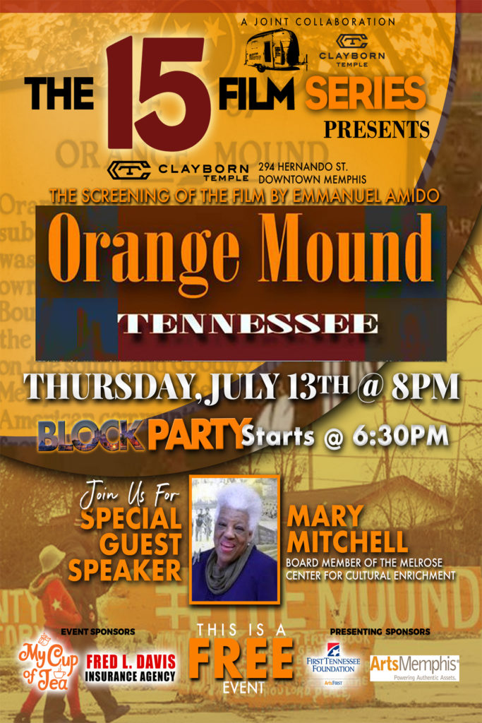 Orange Mound, Tennessee